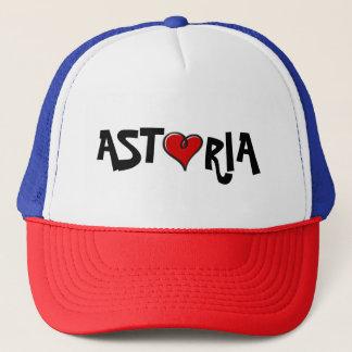 Astoria Heat Queens New York Trucker Hat