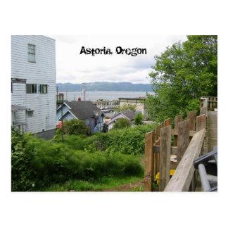 Astoria, Oregon Postcard