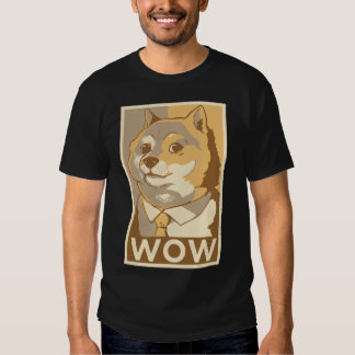 Astounded Doge Tees