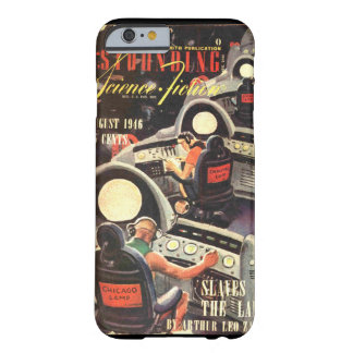 Astounding Science Fiction_ August 1946_Pulp Art Barely There iPhone 6 Case