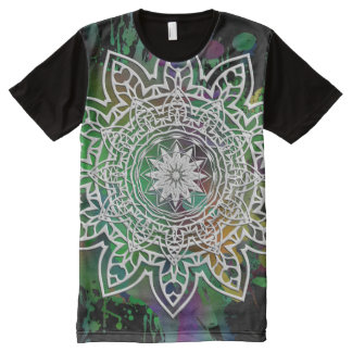 Astra Psychedelica All-Over-Print T-Shirt