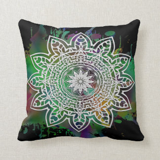Astra Psychedelica Throw Pillow
