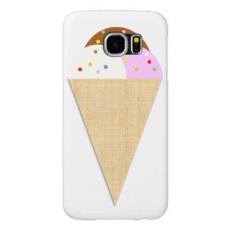 Astract Ice Cream Samsung Galaxy S6 Cases