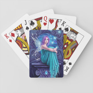 Astraea Fairy & Butterflies Classic Playing Cards