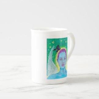 Astraea Star Goddess China Mug