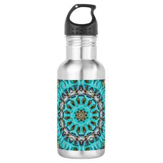 Astral Eye Mandala 532 Ml Water Bottle