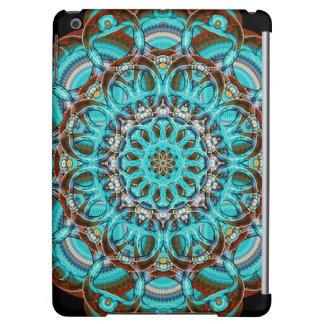 Astral Eye Mandala Case For iPad Air
