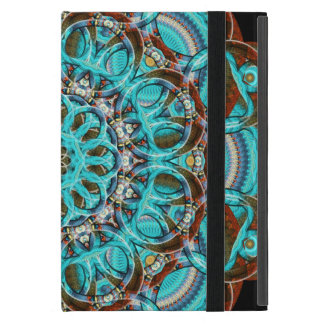 Astral Eye Mandala iPad Mini Cover