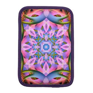 Astral Flower Mandala iPad Mini Sleeve