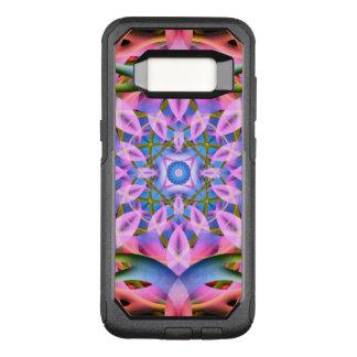 Astral Flower Mandala OtterBox Commuter Samsung Galaxy S8 Case