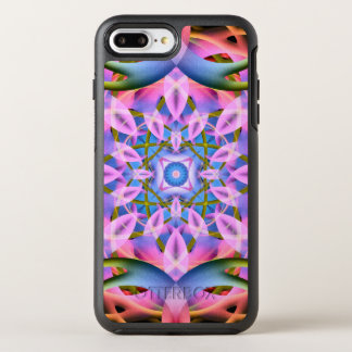 Astral Flower Mandala OtterBox Symmetry iPhone 7 Plus Case