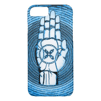 Astral Oracle Hand Art iPhone 7 Case