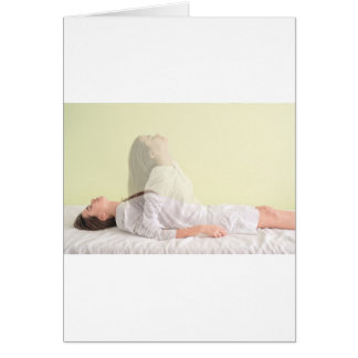 Astral Projection, Out-of-Body Experience Card