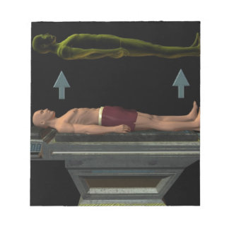 Astral Projection, Out-of-Body Experience Notepad