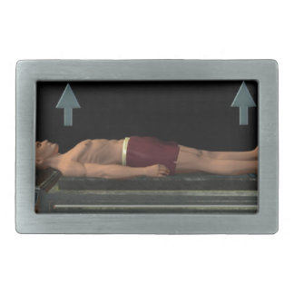Astral Projection, Out-of-Body Experience Rectangular Belt Buckle