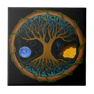 Astral Tree of Life Tile