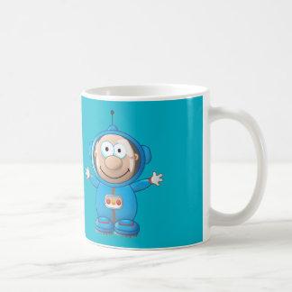 Astro Blue Mug