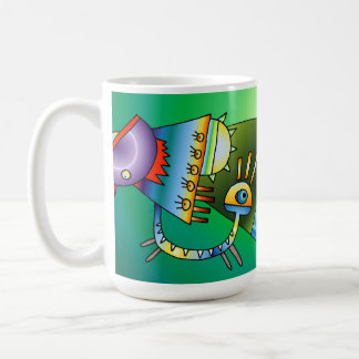 Astro Farm Coffee Mug