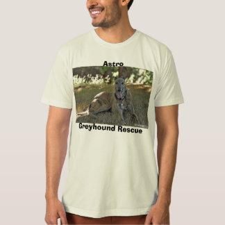 Astro, Greyhound Rescue T-Shirt