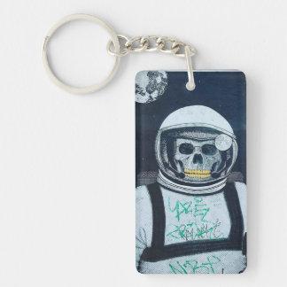 Astro Not Keychain