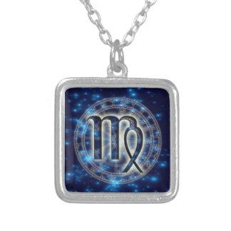 Astro Symbol Virgo Necklace