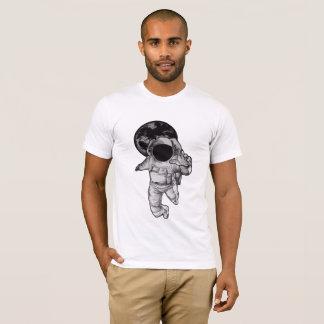 Astro White T-Shirt