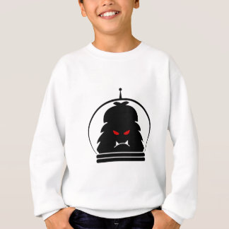Astro Yeti Black w/ Red Eyes Sweatshirt