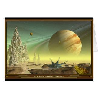 Astrobiology Card