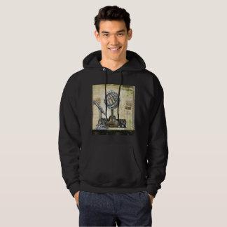 """""""Astrolabe"""" Basic Hooded Sweatshirt"""