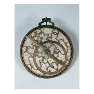 Astrolabe Postcard