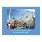 Astroland Amusement Park (Coney Is., NY) postcard