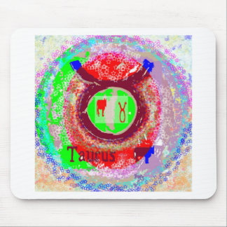 Astrologer Fortuner Teller Symbols Zodiac FUN GIFT Mouse Pad