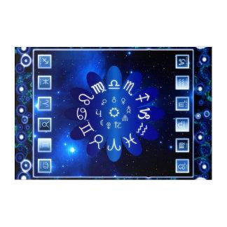 Astrology Acrylic Print