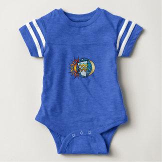 astrology,Aquarius Baby Bodysuit
