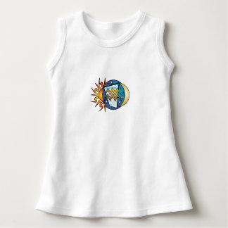 astrology,Aquarius Dress