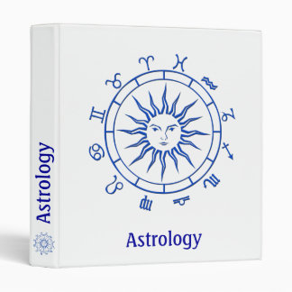 Astrology Binder - Happy Design
