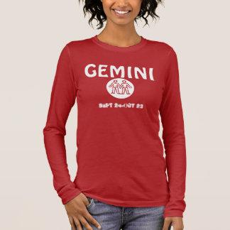 Astrology - Gemini Long Sleeve Long Sleeve T-Shirt