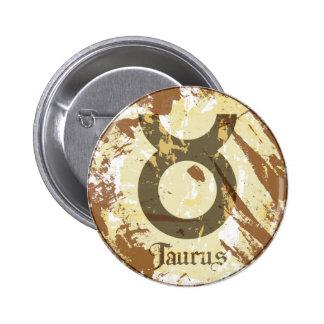 Astrology Grunge Taurus Pins