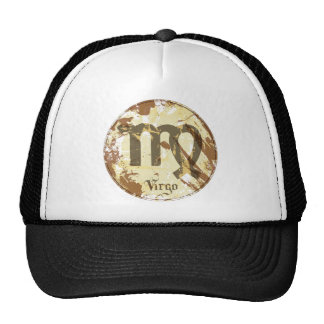 Astrology Grunge Virgo Trucker Hat