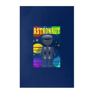 Astronaut Acrylic Print