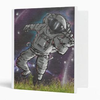 Astronaut Adventure Vinyl Binders