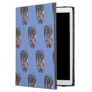 """Astronaut and american flag iPad pro 12.9"""" case"""