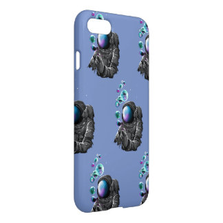 Astronaut and planets iPhone 8/7 case
