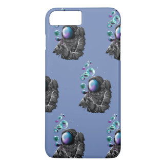Astronaut and planets iPhone 8 plus/7 plus case