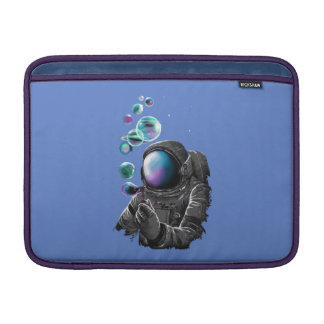 Astronaut and planets sleeve for MacBook air