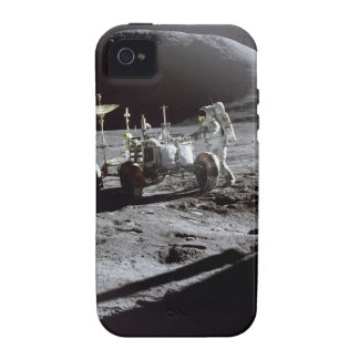 Astronaut and Rover Case-Mate iPhone 4 Covers