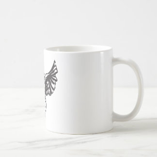 Astronaut Angel Classic White Coffee Mug