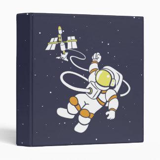 Astronaut Binders