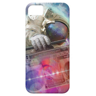 Astronaut Boombox iPhone 5 Covers