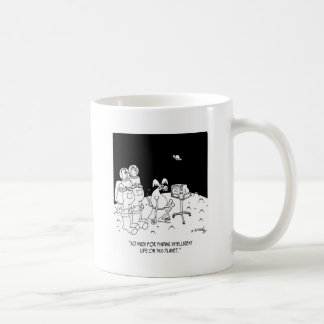 Astronaut Cartoon 5595 Coffee Mug